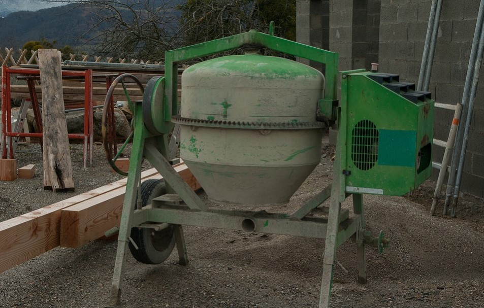 Valuable Work Equipment for Concrete Mixer